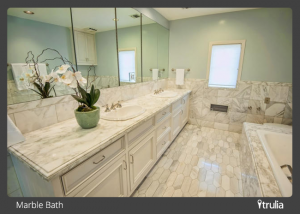 Trulia_Home-Luxuries_MarbleBath