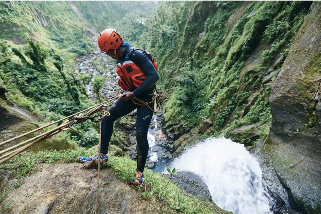 Dominica in the Caribbean offers lots of hiking and climbing options for all levels.