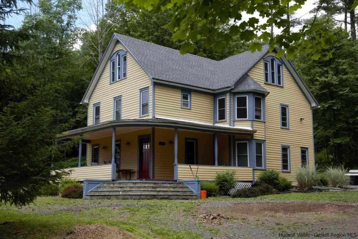 Single Family Homes at 3848 State Route 212 Woodstock, New York 12448 United States