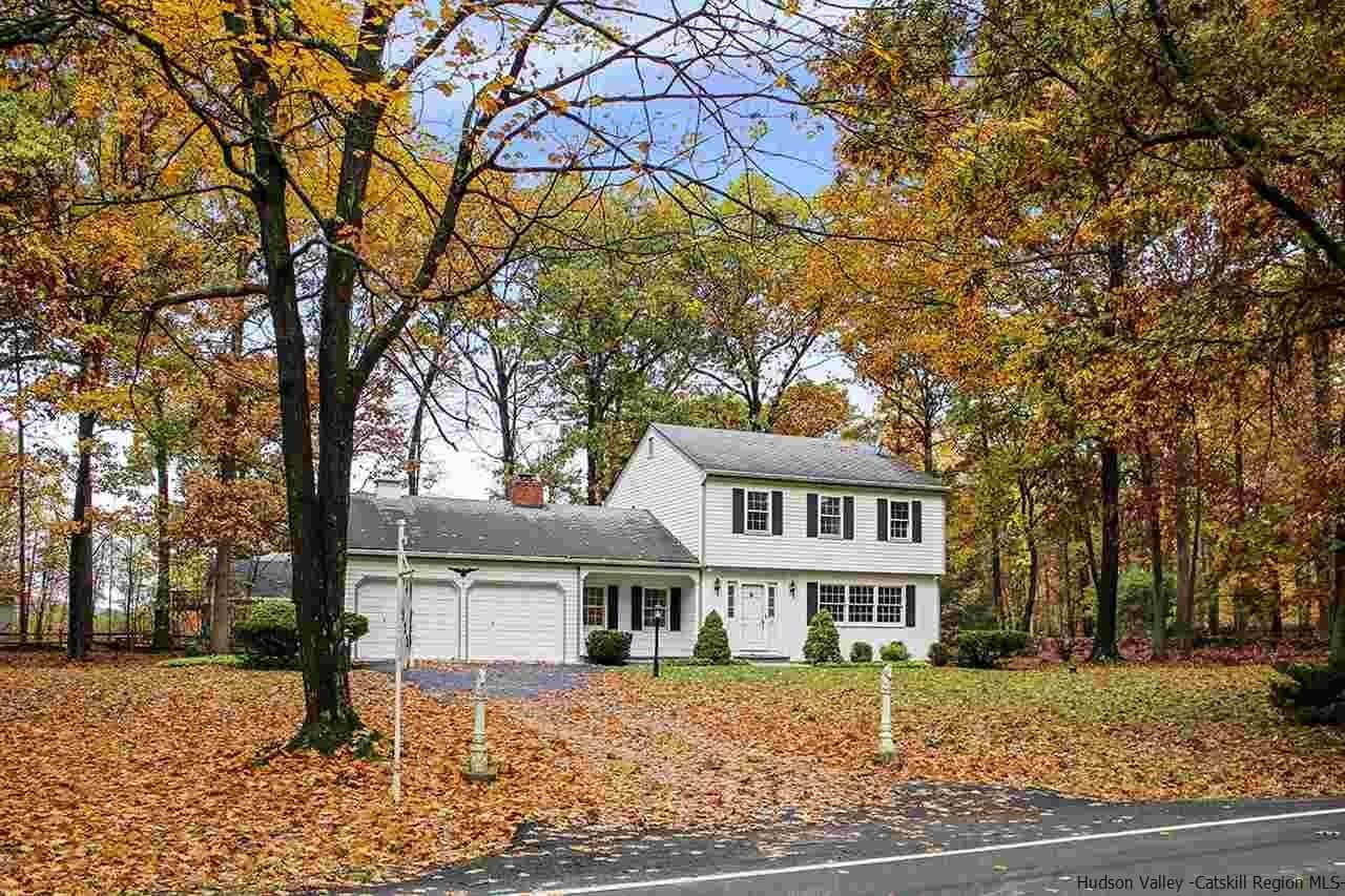 Single Family Homes for Sale at 223 N Putt Corners Road New Paltz, New York 12561 United States