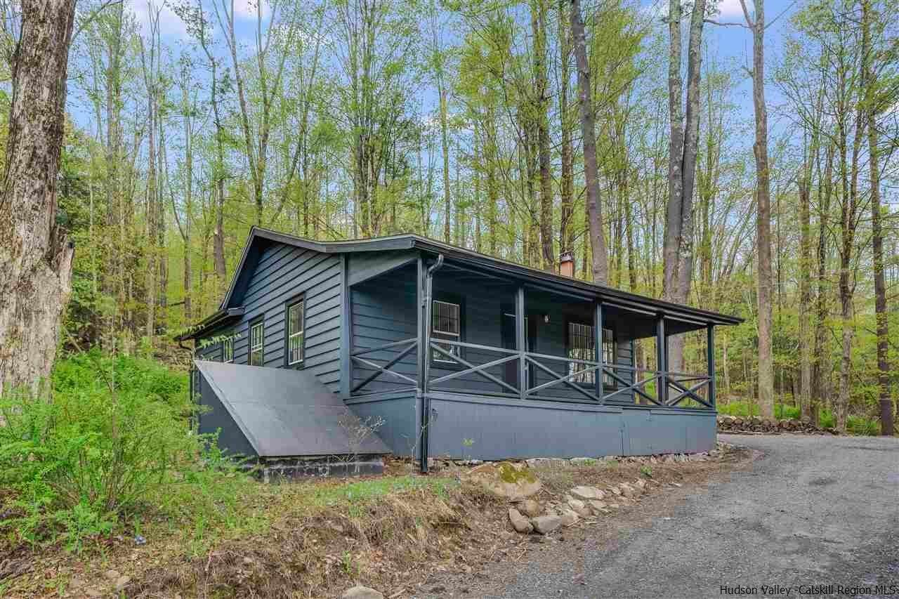 Single Family Homes for Sale at 519 Glenford-Wittenberg Road Woodstock, New York 12409 United States