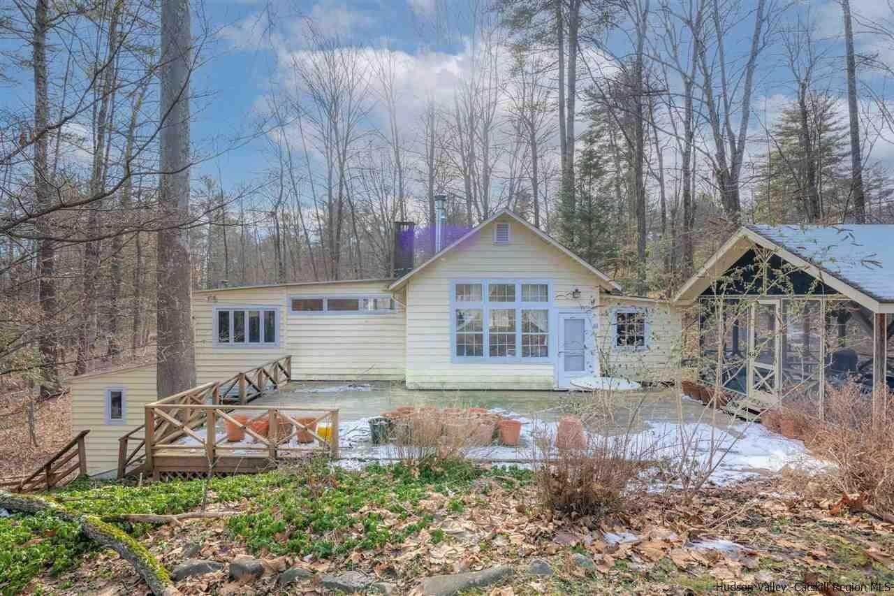 Single Family Homes for Sale at 593 Zena Road Woodstock, New York 12498 United States