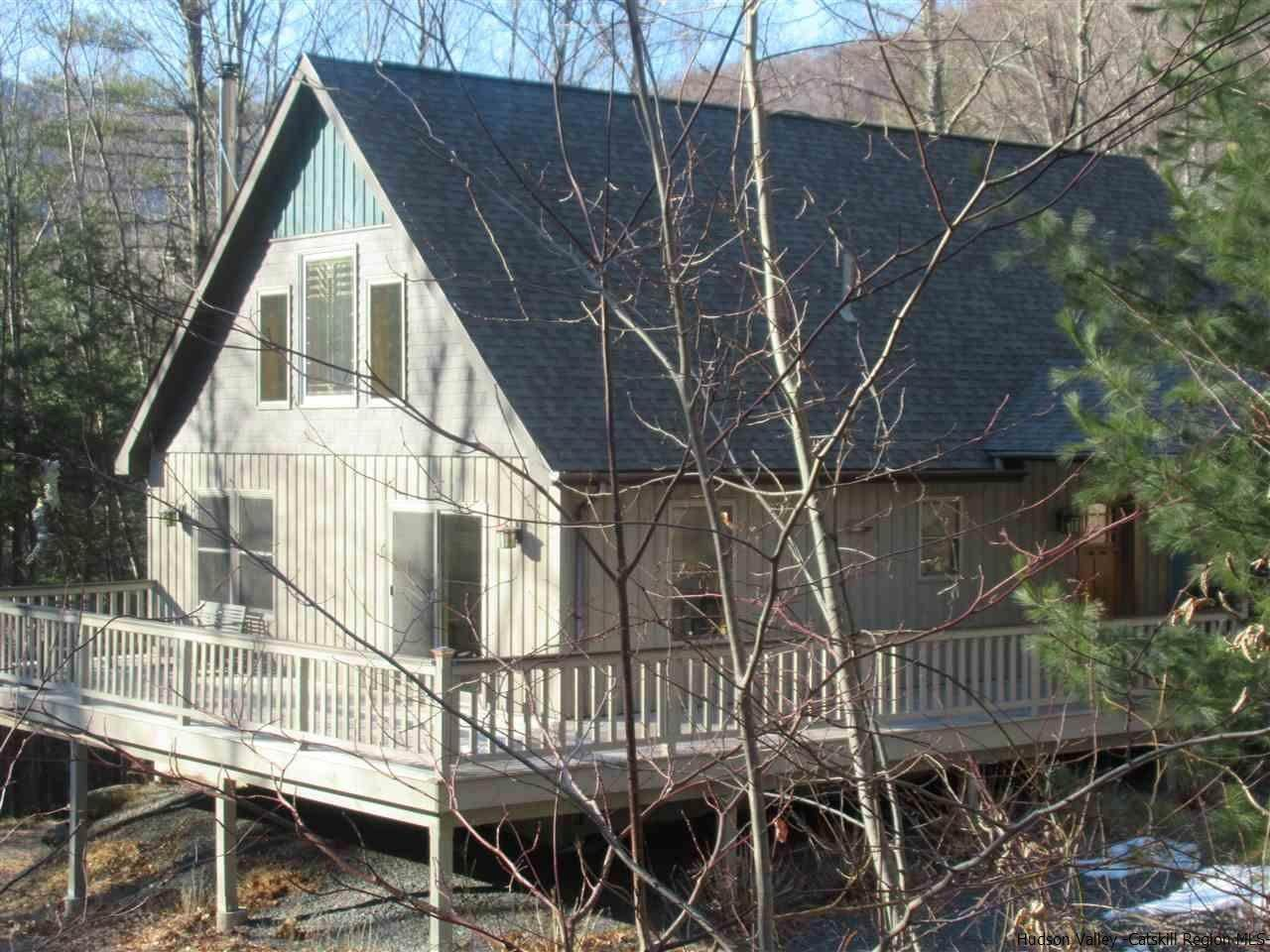 Single Family Homes for Sale at 40 Schweitzer Road Phoenicia, New York 12464 United States