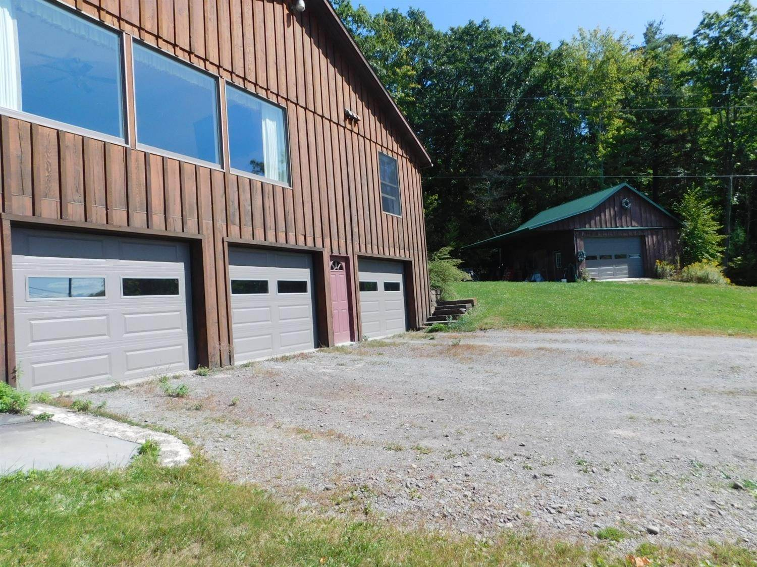 3. Single Family Homes for Sale at 18118 State Highway 8 Masonville, New York 13838 United States