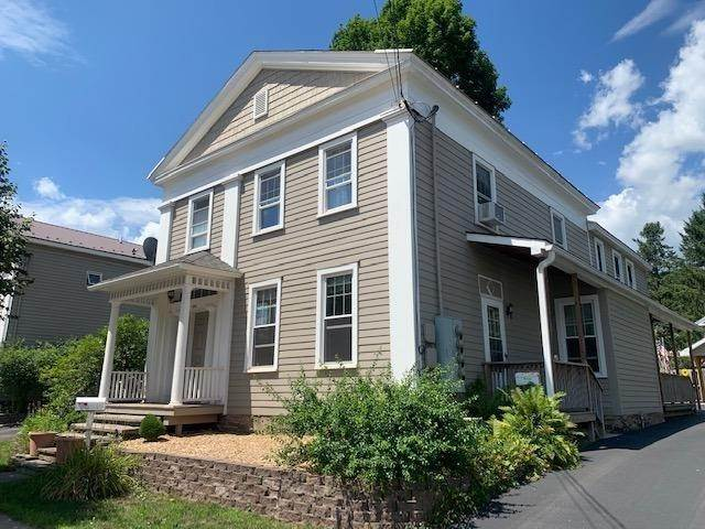 Multi Family for Sale at 156 Main Street Delhi, New York 13753 United States
