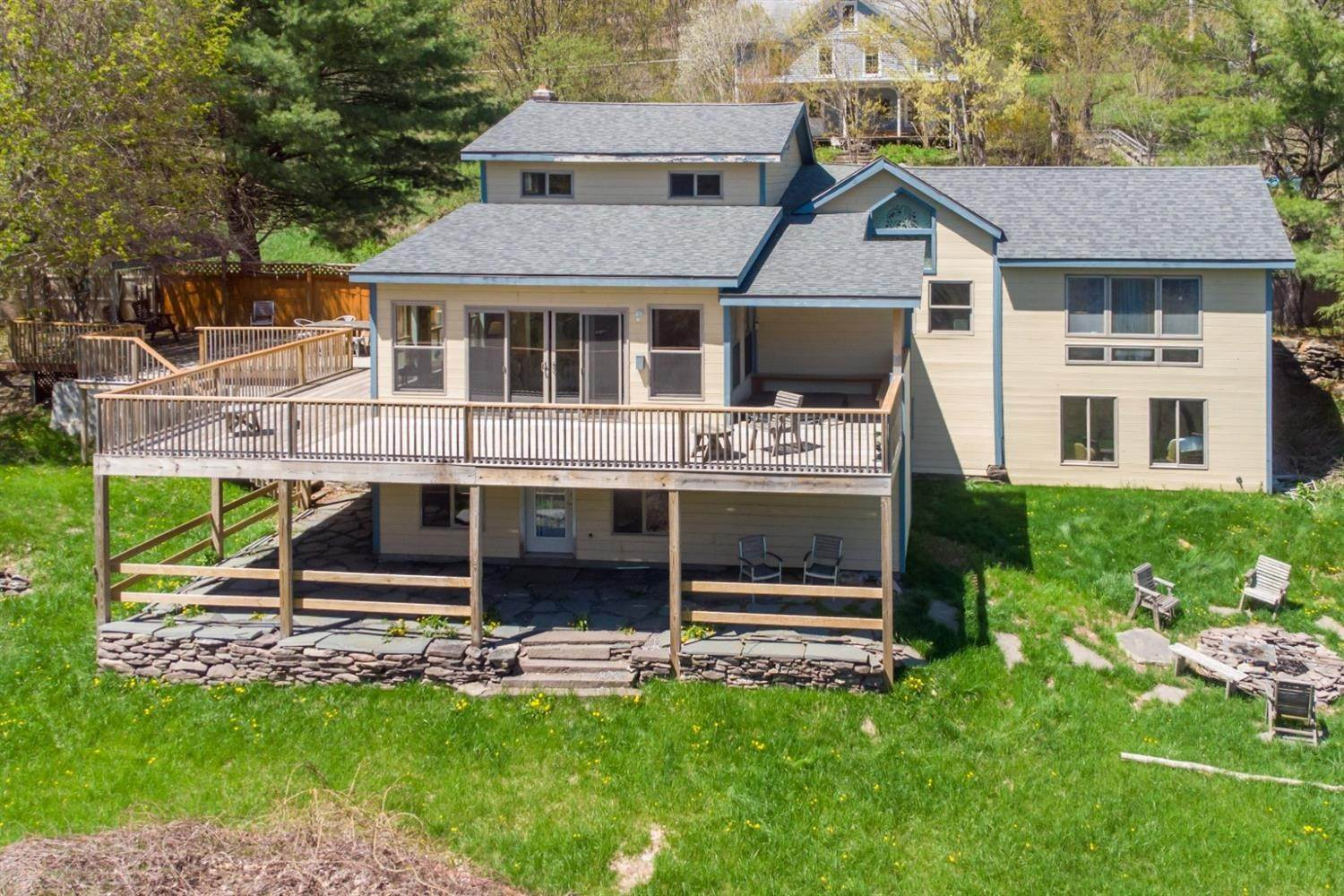 Single Family Homes for Sale at 1132 Coounty Highway 36 Margaretville, New York 12455 United States