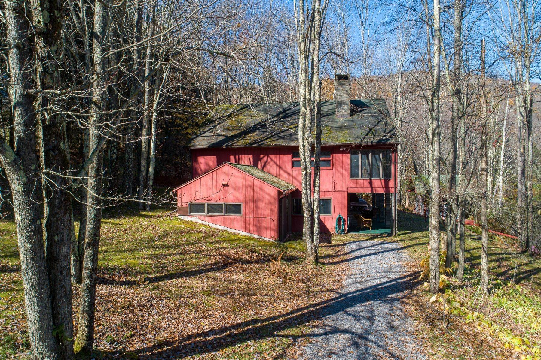 3. Single Family Homes for Sale at Realty Exceeds the Dreams on 17 Acre Private Lake 444 Skunk Hollow Road, Off Fall Clove Rd Andes, New York 13731 United States