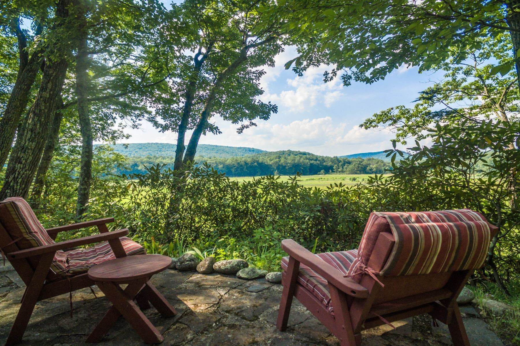 11. Single Family Homes for Sale at Panoramic Views of the Catskill High Peaks 14 Honk Lake Road N Napanoch, New York 12458 United States