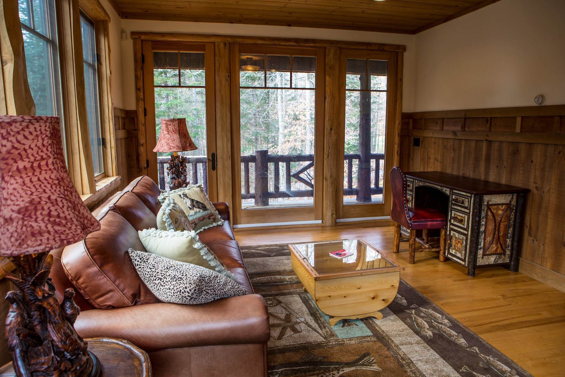 11. Single Family Homes for Sale at Adirondack Grand Lodge 3 Peters Way Lake Placid, New York 12946 United States