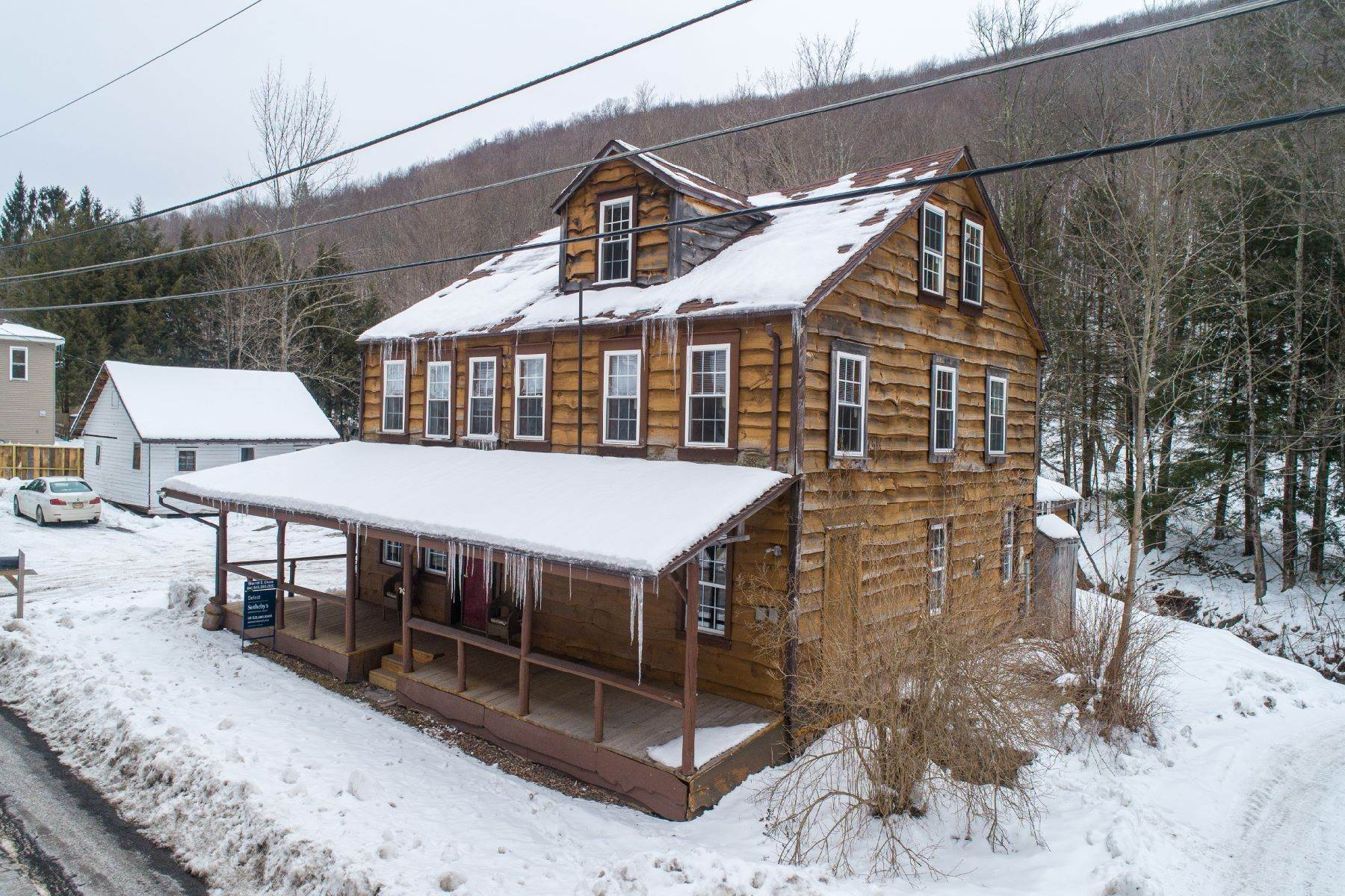 Property for Sale at Mountain Brook Inn 540 State Route 42, Bushnellsville Shandaken, New York 12480 United States