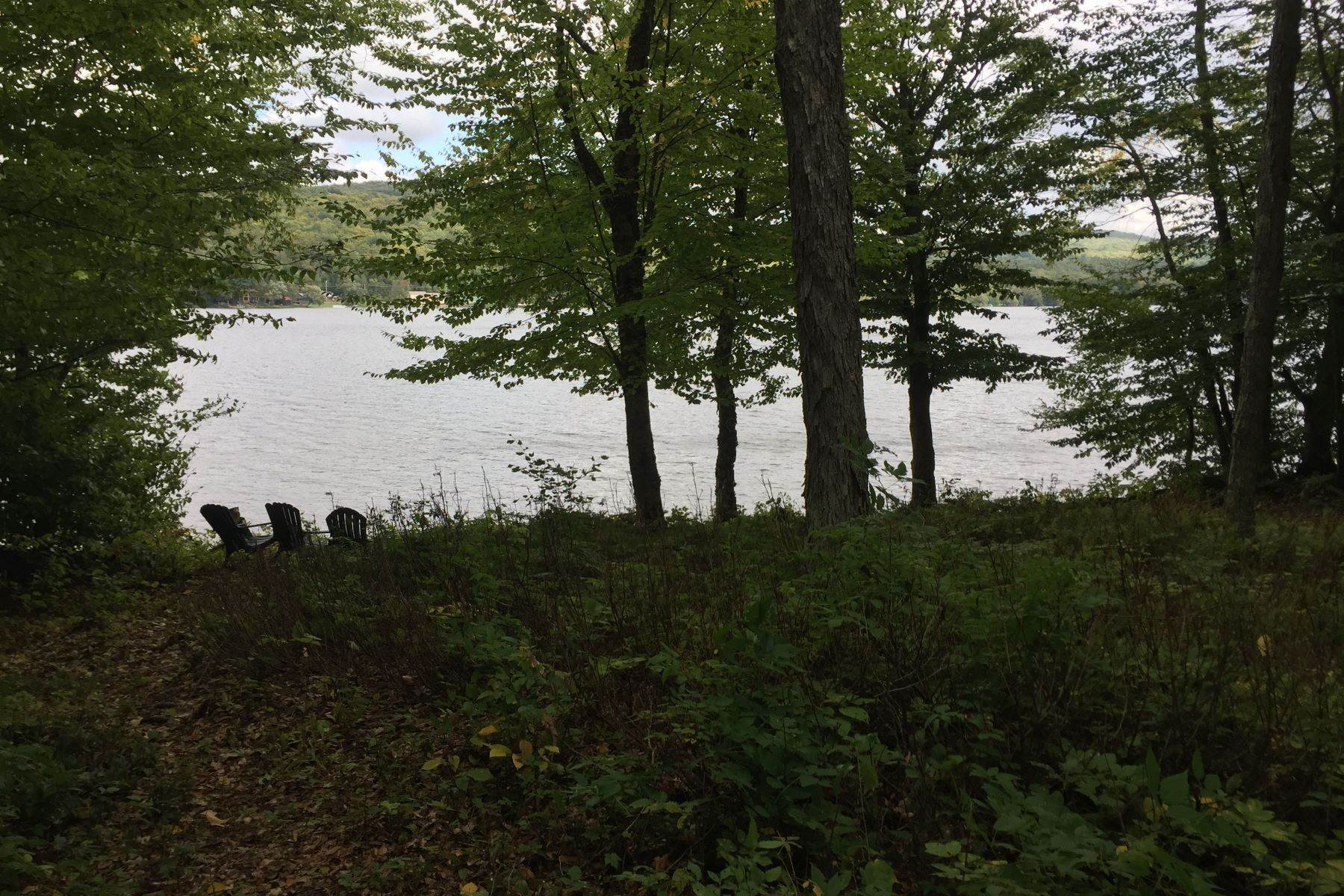 Land for Sale at Private lakefront lot on Chateaugay Lake 556 Lake Road Chateaugay, New York 12920 United States