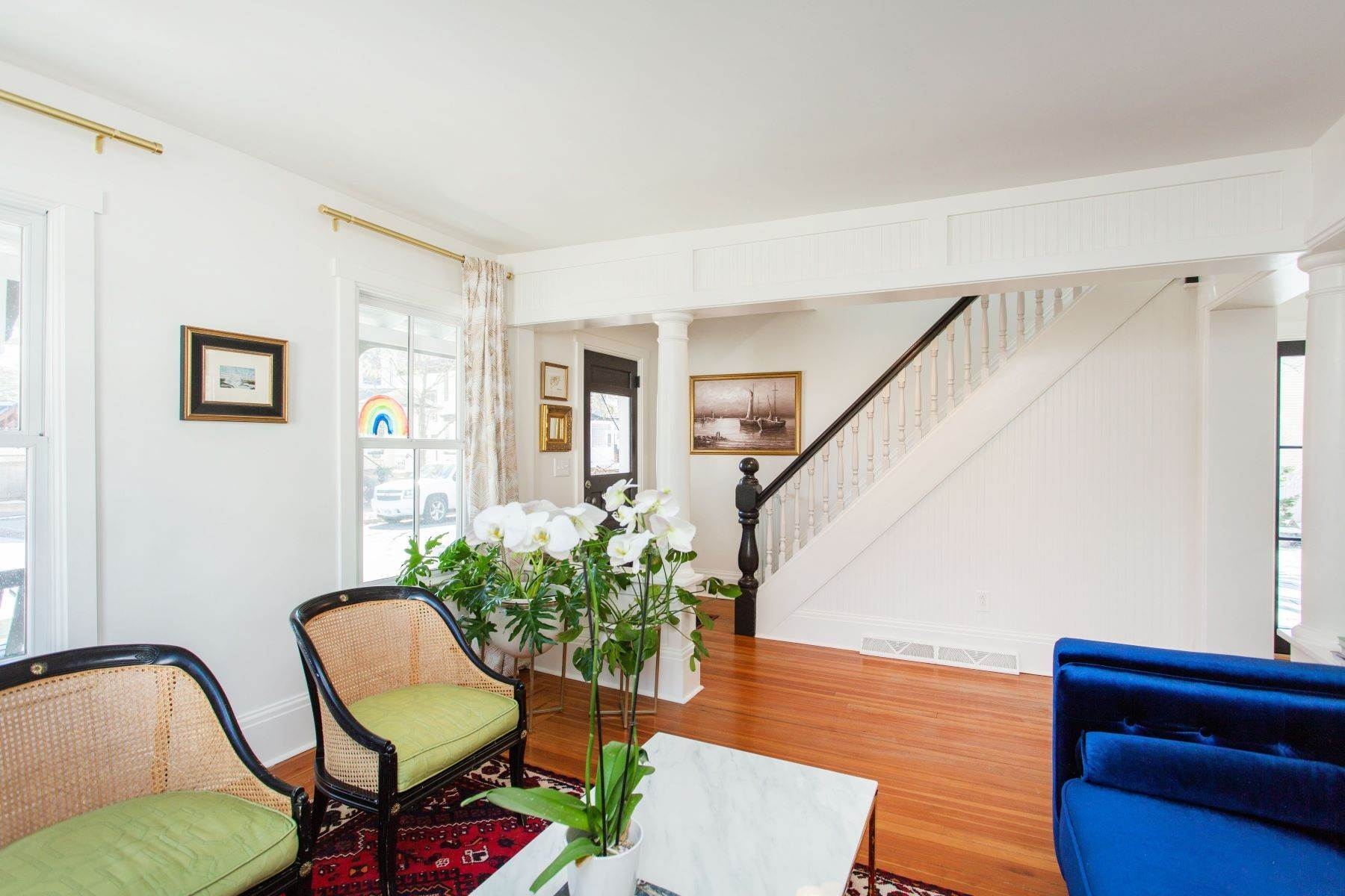 5. Single Family Homes for Sale at Two Story Home Minutes to Downtown Saratoga Springs 235 Nelson Avenue Saratoga Springs, New York 12866 United States