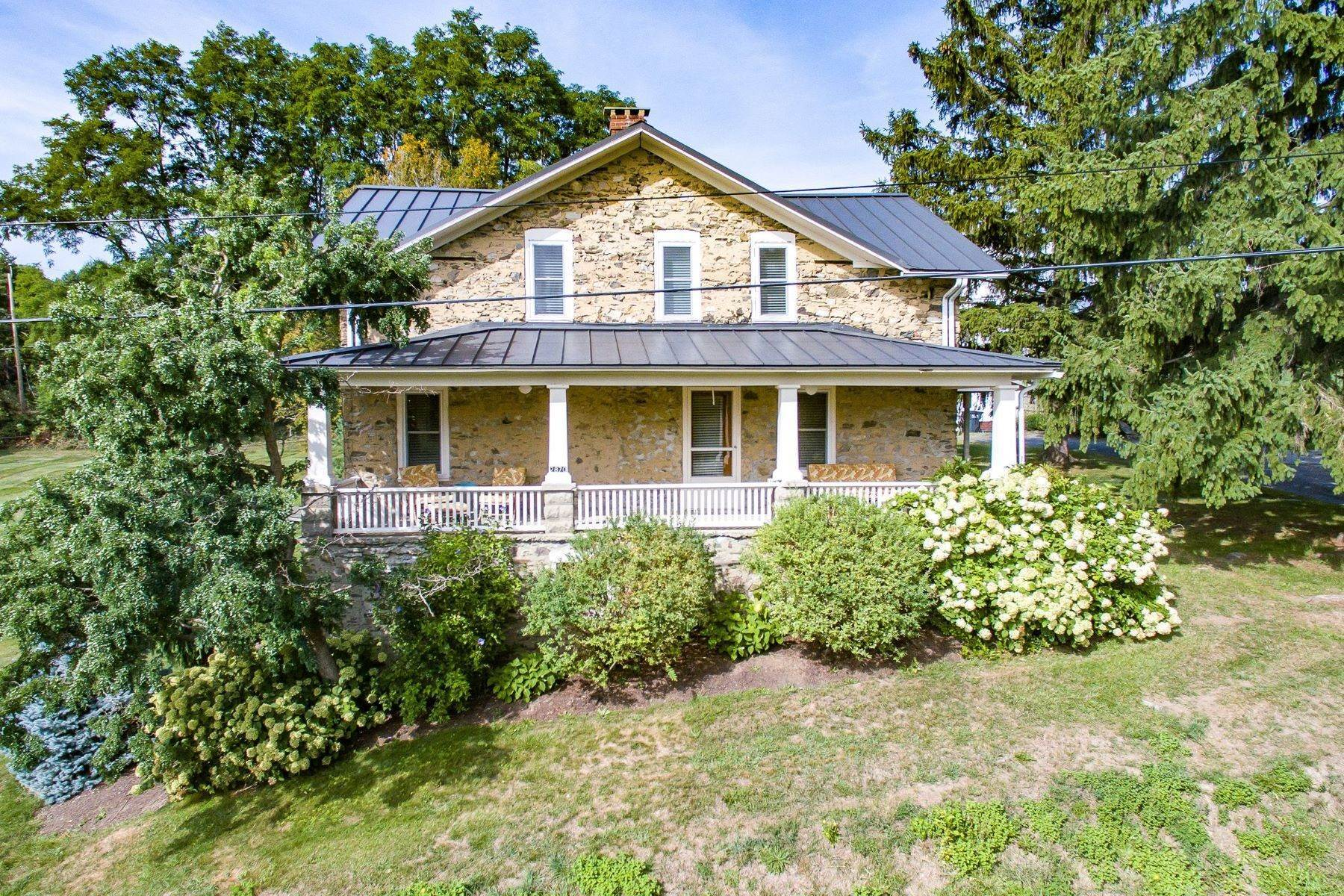 Single Family Homes for Sale at Stonehouse 1870 LLC 2870 Coates Road Jerusalem, New York 14527 United States