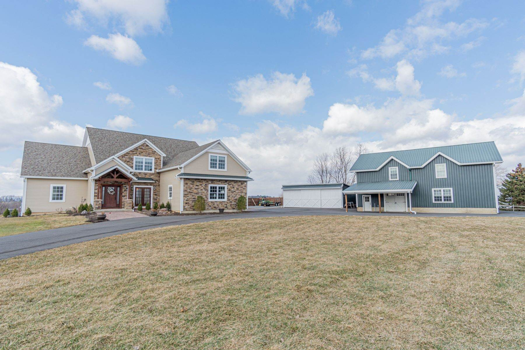 43. Single Family Homes for Sale at 1059 County Rt 70, Saratoga Tov, Ny, 12170 1059 County Rt 70 Stillwater, New York 12170 United States