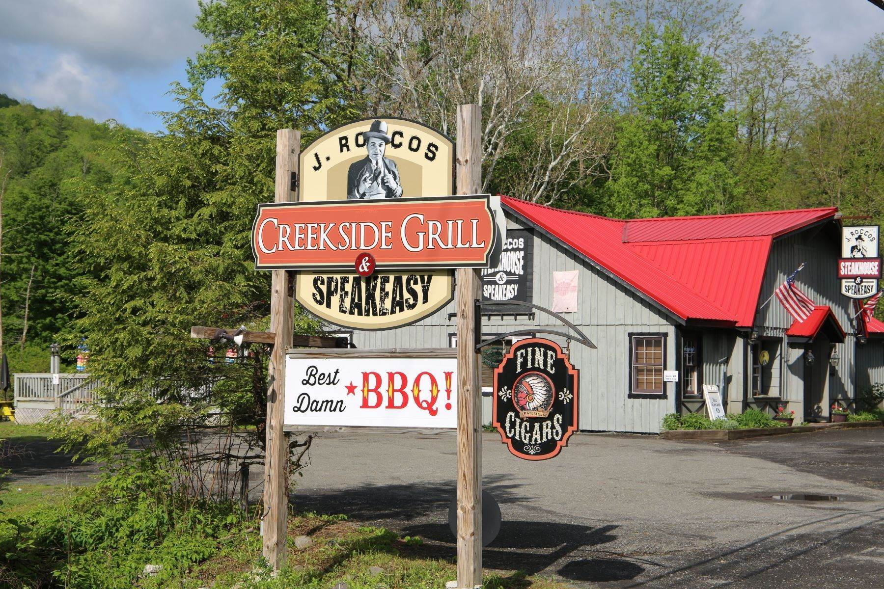 Property for Sale at J. Rocco's Restaurant 7159 New York 28, Allaben Shandaken, New York 12480 United States
