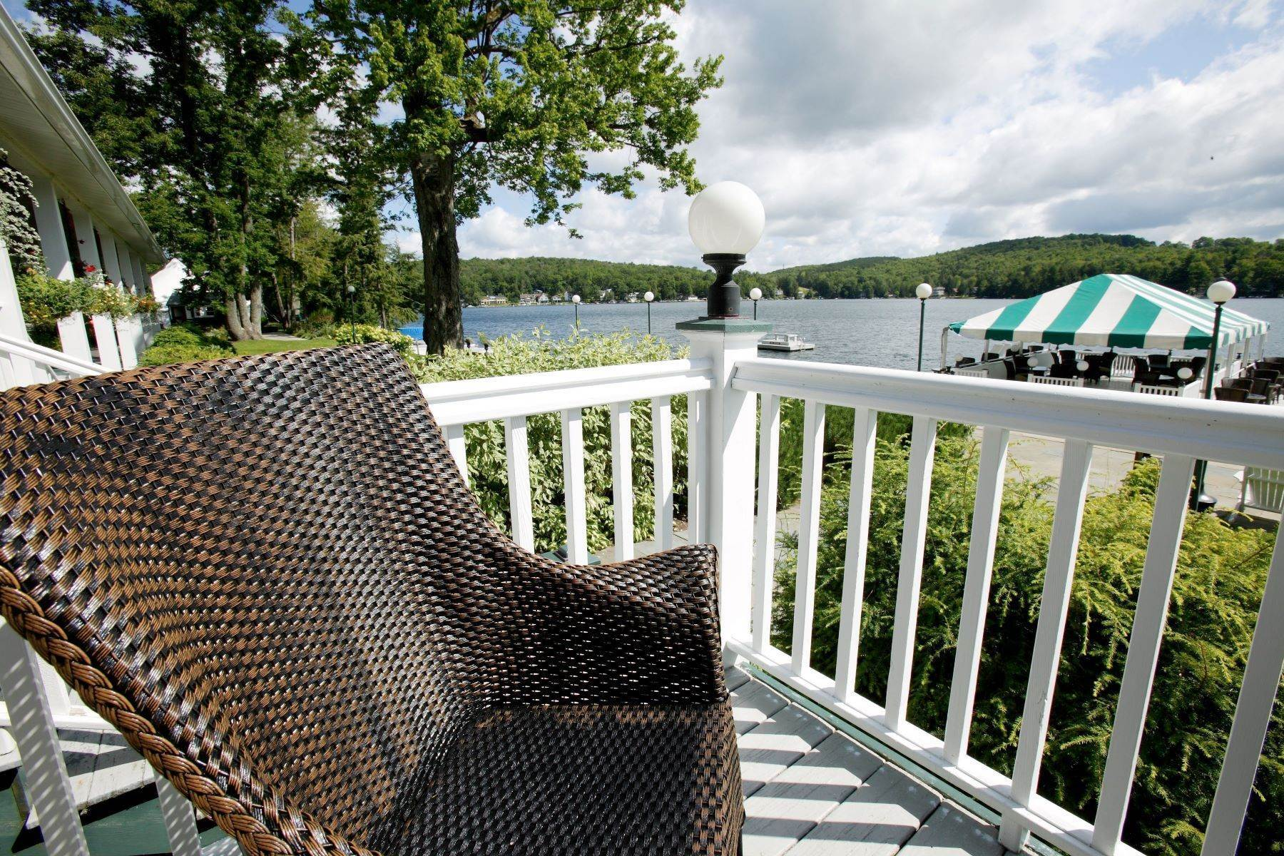 3. Single Family Homes for Sale at Chestnut Inn on Oquaga Lake 505 Oquaga Lake Road Sanford, New York 13754 United States