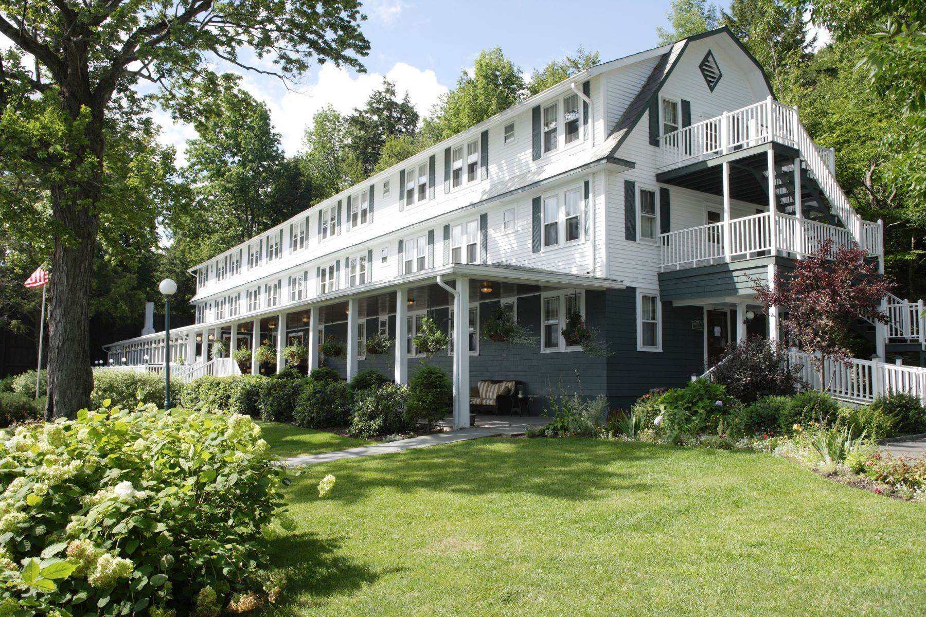 Single Family Homes for Sale at Chestnut Inn on Oquaga Lake 505 Oquaga Lake Road Sanford, New York 13754 United States